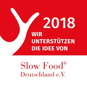 Slowfood Unterstützer