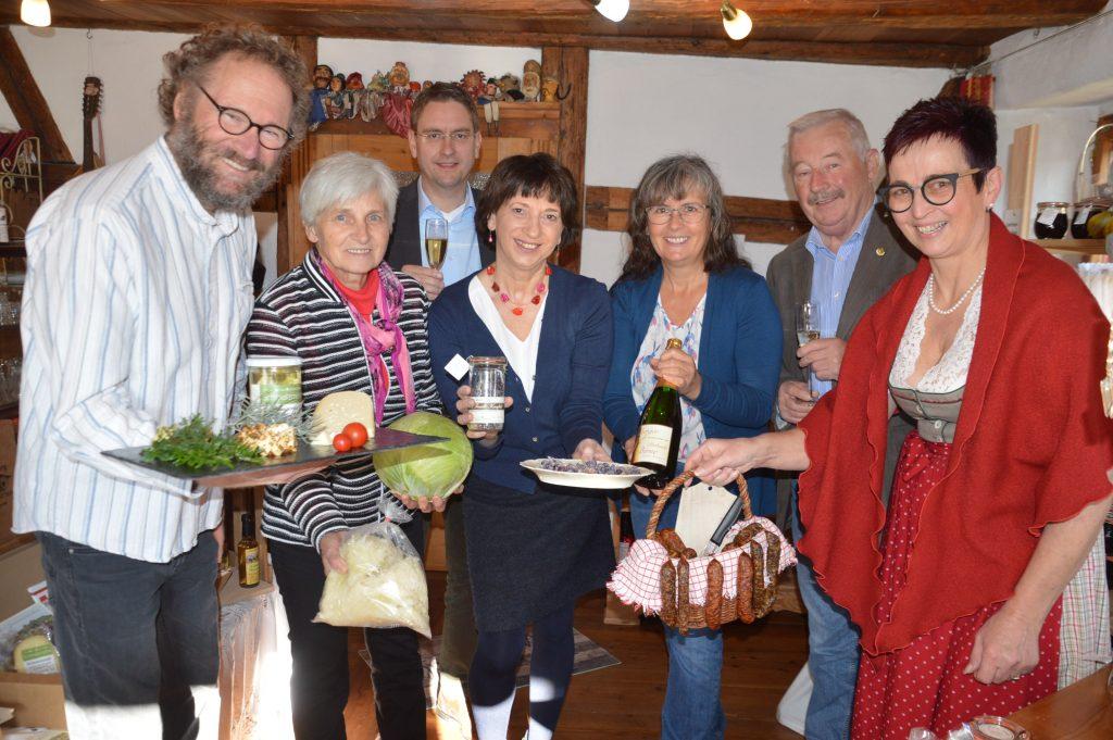 Spezialitäten-Wettbewerb der Metropolregion Nürnberg