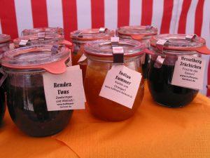 Marmeladen aus dem Marme-Lädle