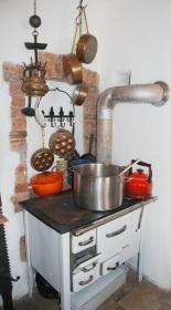 Küchenherd im Marme-Lädle