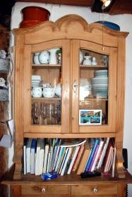 Küchenschrank im Marme-Lädle